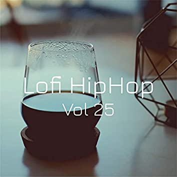 lofi hiphop, Vol. 25