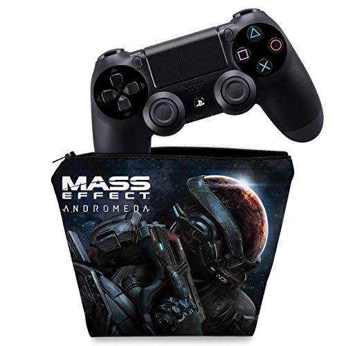 Capa PS4 Controle Case - Mass Effect: Andromeda