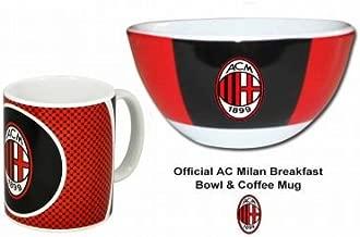 AC Milan Bowl & Mug Set