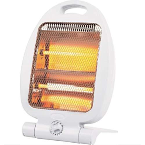 Huishoudelijke verwarming Mini-ventilatorverwarming Huishoudelijke stekkerverwarming Kachelradiator Wit EU