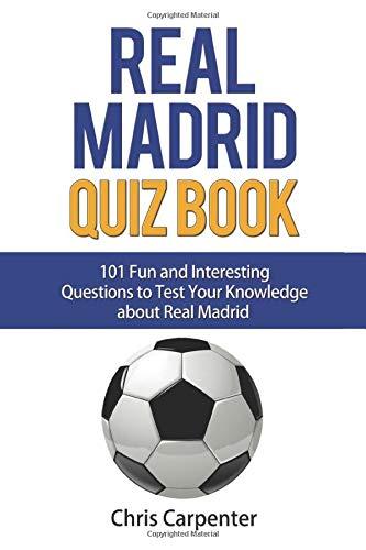 Real Madrid Quiz Book
