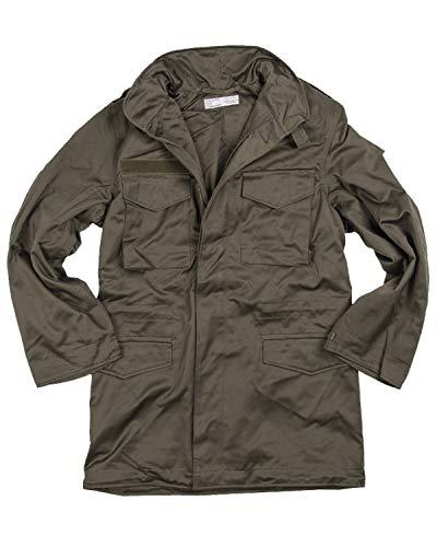 viz-uk wear Auténtico ejército austríaco M65 Olive Drab Field chamarra militar abrigo sin usar excedente