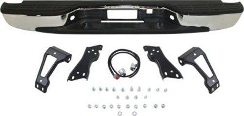 03 silverado rear bumper - 1