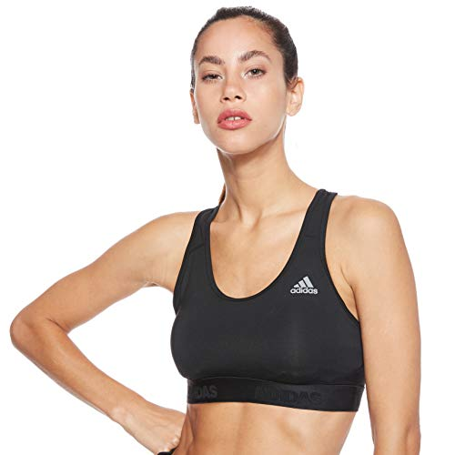 adidas Damen Sport-BH Don't Rest Alphaskin, Black, M, CD9718