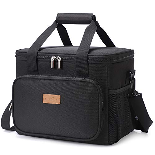 Lifewit Kühltasche Klein 10L Lunchtasche Picknicktasche Mittagessen Tasche Thermotasche Kühltasche Isoliertasche für Lebensmitteltransport