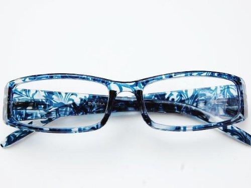 老眼鏡 【S055-50NP】READING GLASSES N.BL PATTERN 2.5