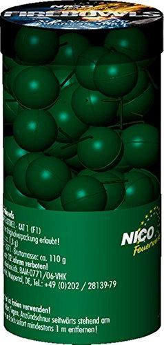Nico, Europe GmbH, vuurschalen 35 stuks in doos, klasse 1