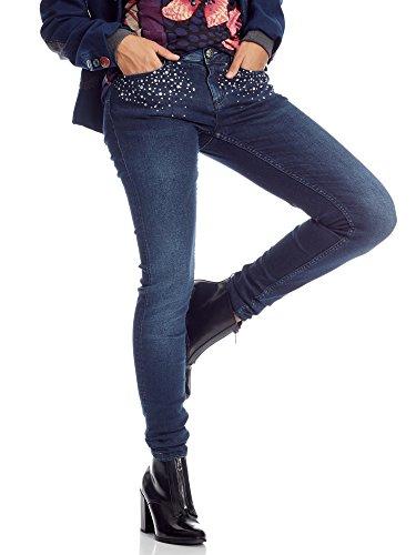 Desigual Jeans Outlet #2 Bri Blu W30