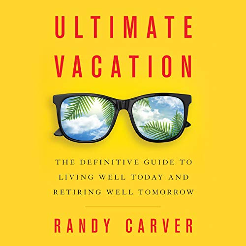 Ultimate Vacation audiobook cover art