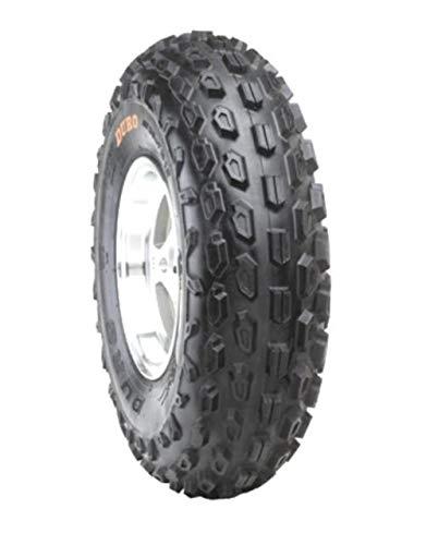 Duro HF277 Trasher Tire - Front/Rear - 18x7x7, Position: Front/Rear, Tire Size: 18x7x7, Rim Size: 7, Tire Ply: 2, Tire Type: ATV/UTV, Tire Application: All-Terrain 31-27707-187A