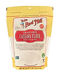 Made from the whole root of the cassava plant Has a mild flavour and fine texture Perfect for gluten-free cooking and baking It can use to make flatbread and brownies