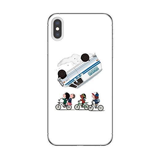 通用 iPhone 5 / 5S / SE Funda Carcasa Suave Silicona Case Cover para Apple iPhone 5 / 5S / SE (GG2)