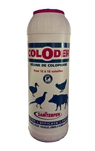 Action Pin Coloder Résine de Colophane 600 g