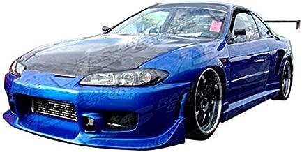 VIS Racing (VIS-VNV-SJZ) OEM Style Carbon Fiber Hood - Compatible with SILVA S15 1999-2002 (1999 2000 2001 2002   99 00 01 02)