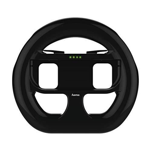 Hama Ladekabel für Nintendo Switch, 2,0 m Schwarz