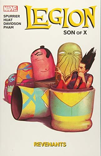 Legion: Son of X Vol. 3: Revenants