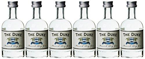 The Duke Munich Dry Gin Bio (6 x 0.05 l)