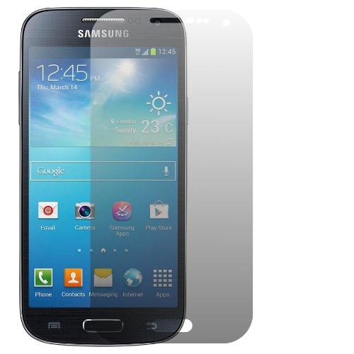 Slabo 4 x Displayschutzfolie für Samsung Galaxy S4 Mini Displayfolie Schutzfolie Folie Zubehör Crystal Clear KLAR