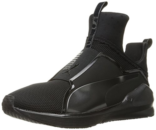 Puma Damen Fierce Core Sneakers, Schwarz (Puma Black-Puma Black 01), 42 EU