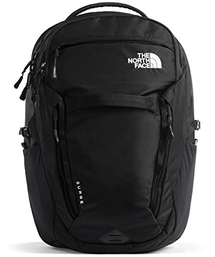 The North Face Women's Surge Backpack, TNF Black, One Size