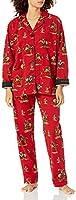 PJ Salvage Women's Loungewear Flannels Pajama Pj Set