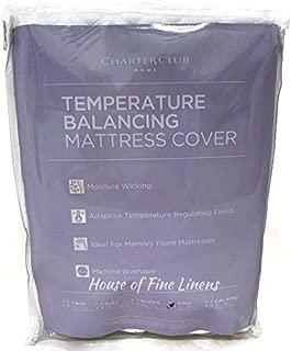 Charter Club Adaptive Temperature Balancing King Mattress Protector
