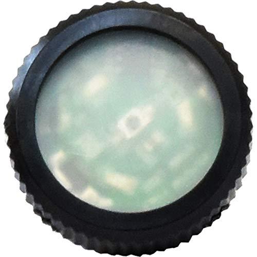 ALPINA Unisex- Erwachsene, RUN SYSTEM CLASSIC LIGHT Fahrradhelmlicht, transparent, One Size