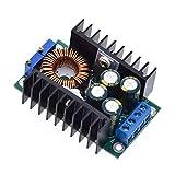 7 volt voltage regulator - ANMBEST Buck CC CV Converter Module DC 7-32V to 0.8-28V Adjustable Constant Current Step Down Voltage Regulator 9A 300W Power Supply Module