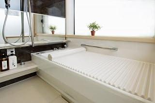 イージーウェーブ風呂フタ 90×155cm用 ホワイト