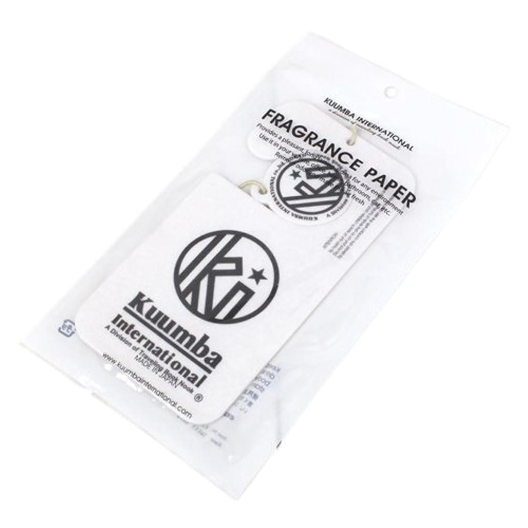 助言側動KUUMBA (クンバ)『Paper Freshener』(SWEET RAIN) (ONE SIZE)