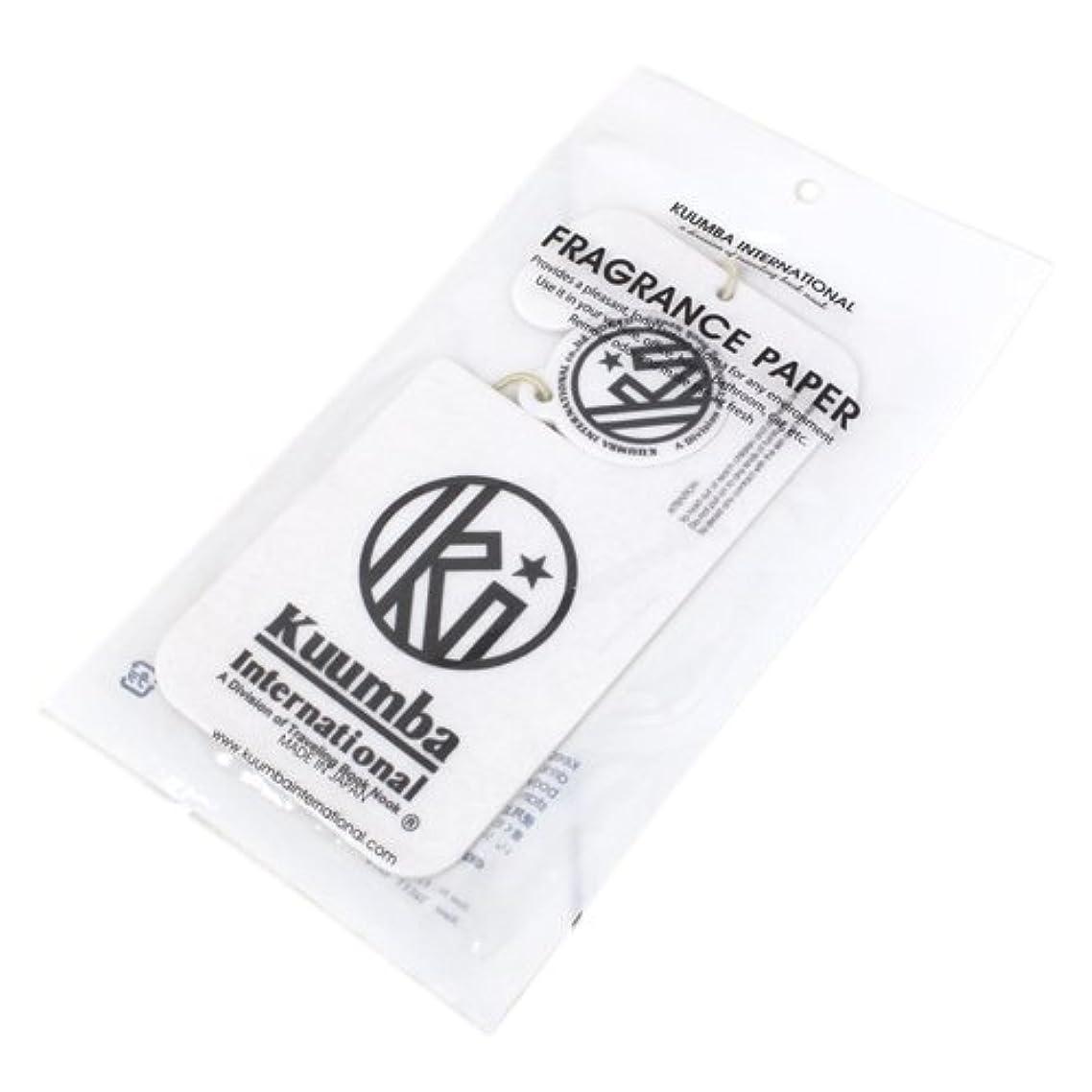 リングレット明示的に起点KUUMBA (クンバ)『Paper Freshener』(SWEET RAIN) (ONE SIZE)