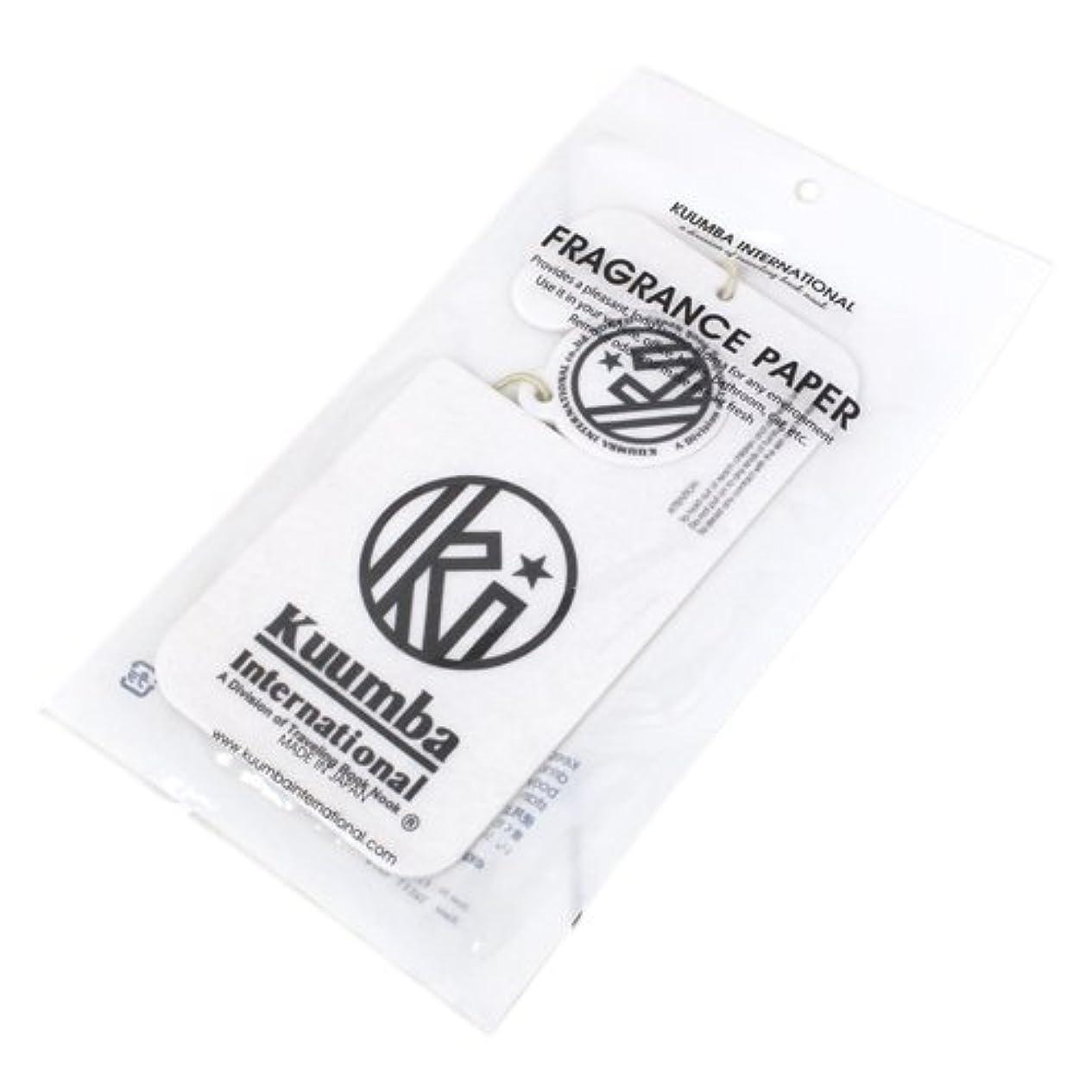 変なライブバイオリンKUUMBA (クンバ)『Paper Freshener』(SWEET RAIN) (ONE SIZE)