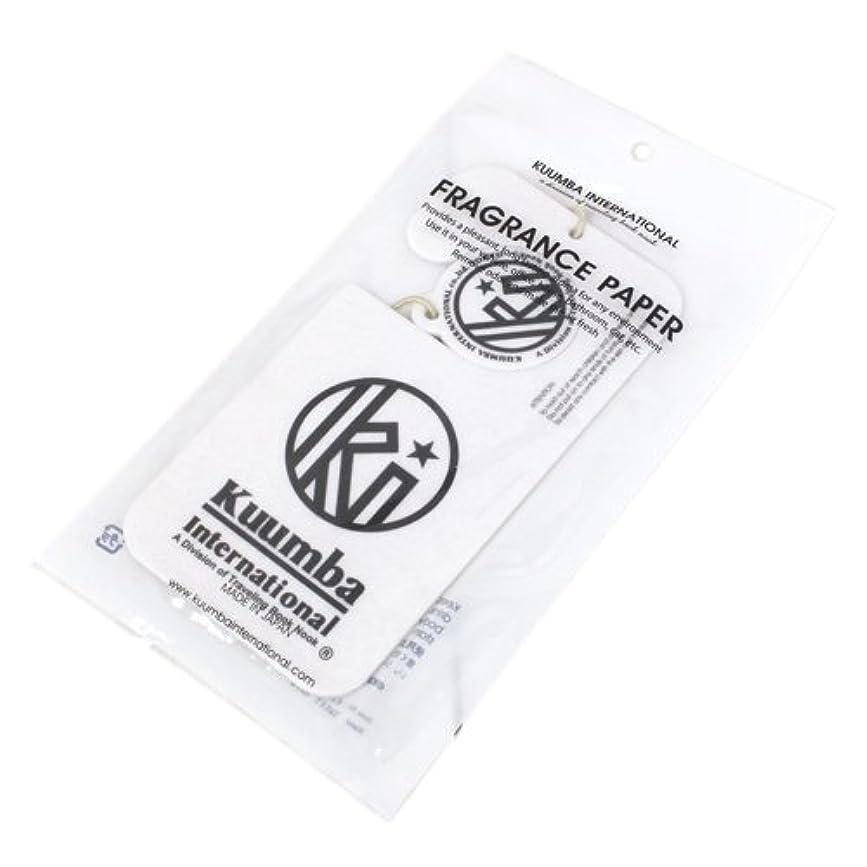 ムスタチオ一時的ベースKUUMBA (クンバ)『Paper Freshener』(Acquolina) (ONE SIZE)
