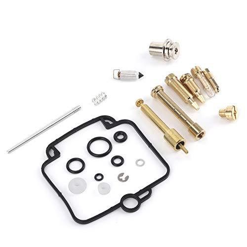 Kit di ricostruzione del carburatore, kit di riparazione del carburatore 2 set Kit di ricostruzione di riparazione del carburatore per la fabbrica per la casa
