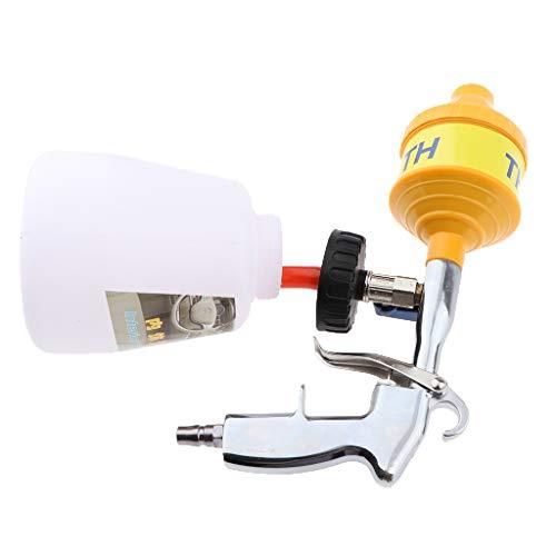 non-brand Sharplace Pistolet Lavage de Moteur Nettoyeur Haute Pression Nettoyeur Pression - Blanc Jaune
