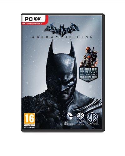 [UK-Import]Batman Arkham Origins (Deathstroke DLC) Game PC