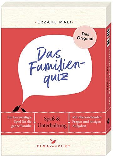 Erzähl mal! Das Familienquiz | Elma van Vliet