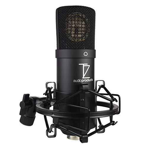 Stellar X2 - Micrófono de Condensador cardioide Grande para diafragma XLR