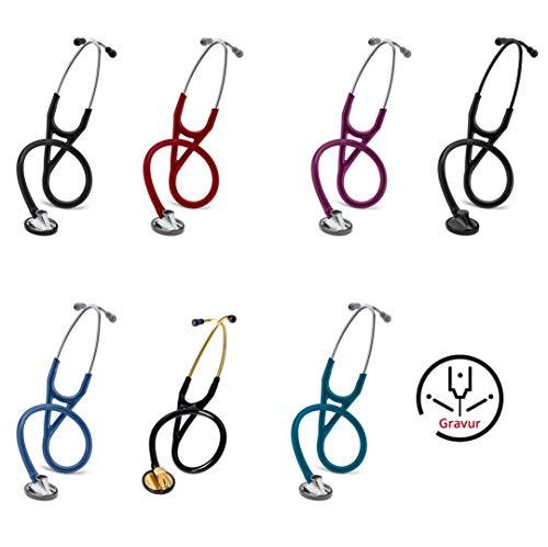 mächtig der welt 3M Littmann Master Cardiology Graviertes Stethoskop (verschiedene Farben) (Bronze)