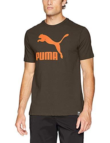 PUMA Archive Life T-Shirt Camiseta, Noche del Bosque/Firepetardo, 3XL para Hombre