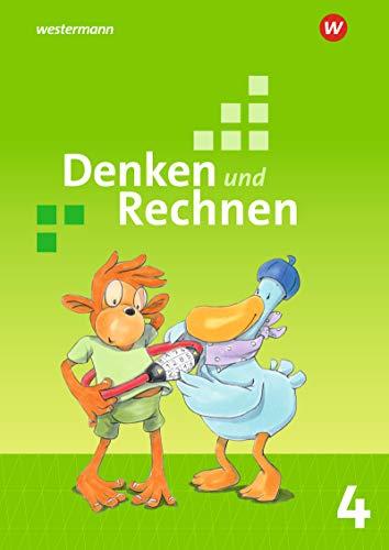 Denken und Rechnen - Allgemeine Ausgabe 2017: Schülerband 4