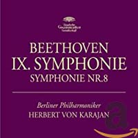Symphony Nos. 8 & 9 (1962 Recordings)