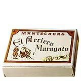 El Arriero Maragato - Mantecadas de Astorga 12 unidades el Arriero Maragato