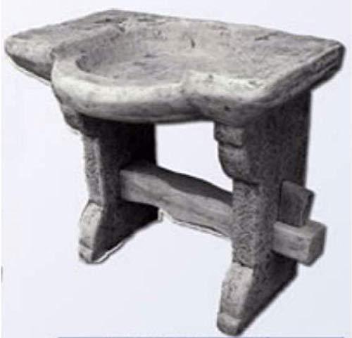 Artistica Graillo lavelo in cement, lavabo, lavandino, fontein, afmetingen: 85 x 55 x 90 cm.