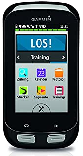 "Garmin Edge 1000 - GPS para bicicleta de 3"" (240 x 400, USB), negro (B00JOWDPF2) 