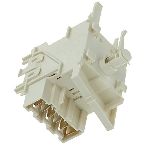 Interruptor de encendido y apagado para lavavajillas Bosch – 00424410