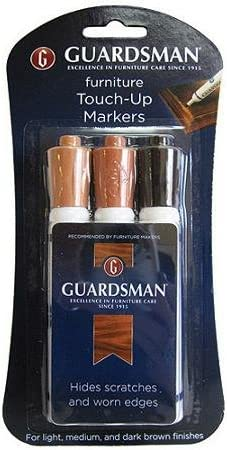 Guardsman Wood Repair Touch-Up 3 It is Max 78% OFF very popular Count Markers