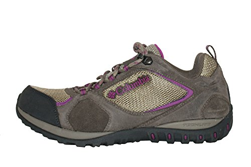 Columbia Access Point II - Zapatillas deportivas impermeables para mujer (9)