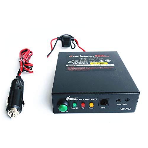 amplificador uhf fabricante radtel