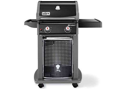 Weber Spirit EO-210, 2 burner, Gas BBQ. Black